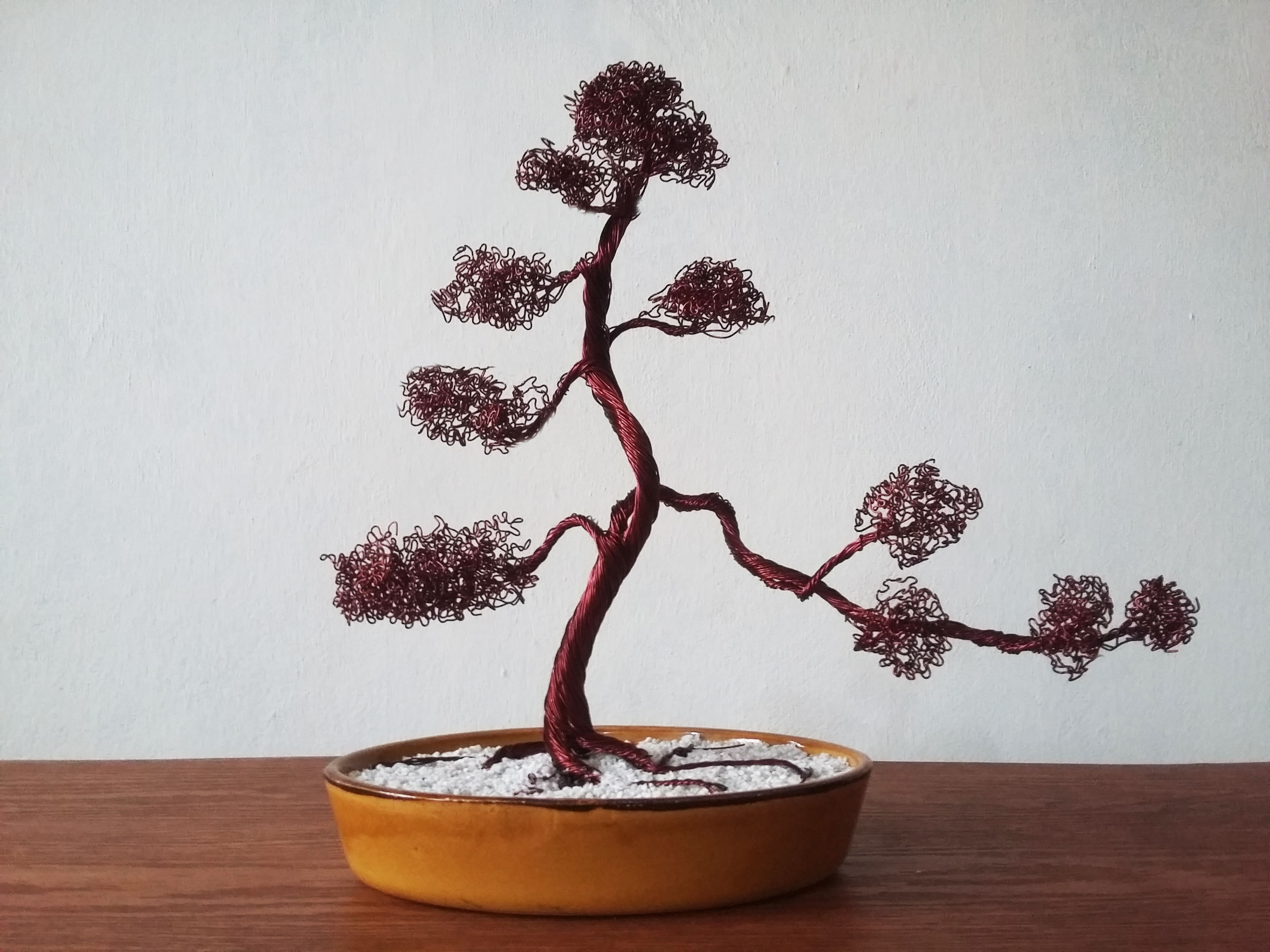 Wire Bonsai Tree: 5 Steps (with Pictures)