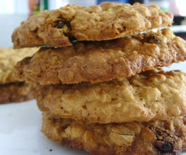 Cinnamon-Raisin Oatmeal Cookies - The Best Ever!