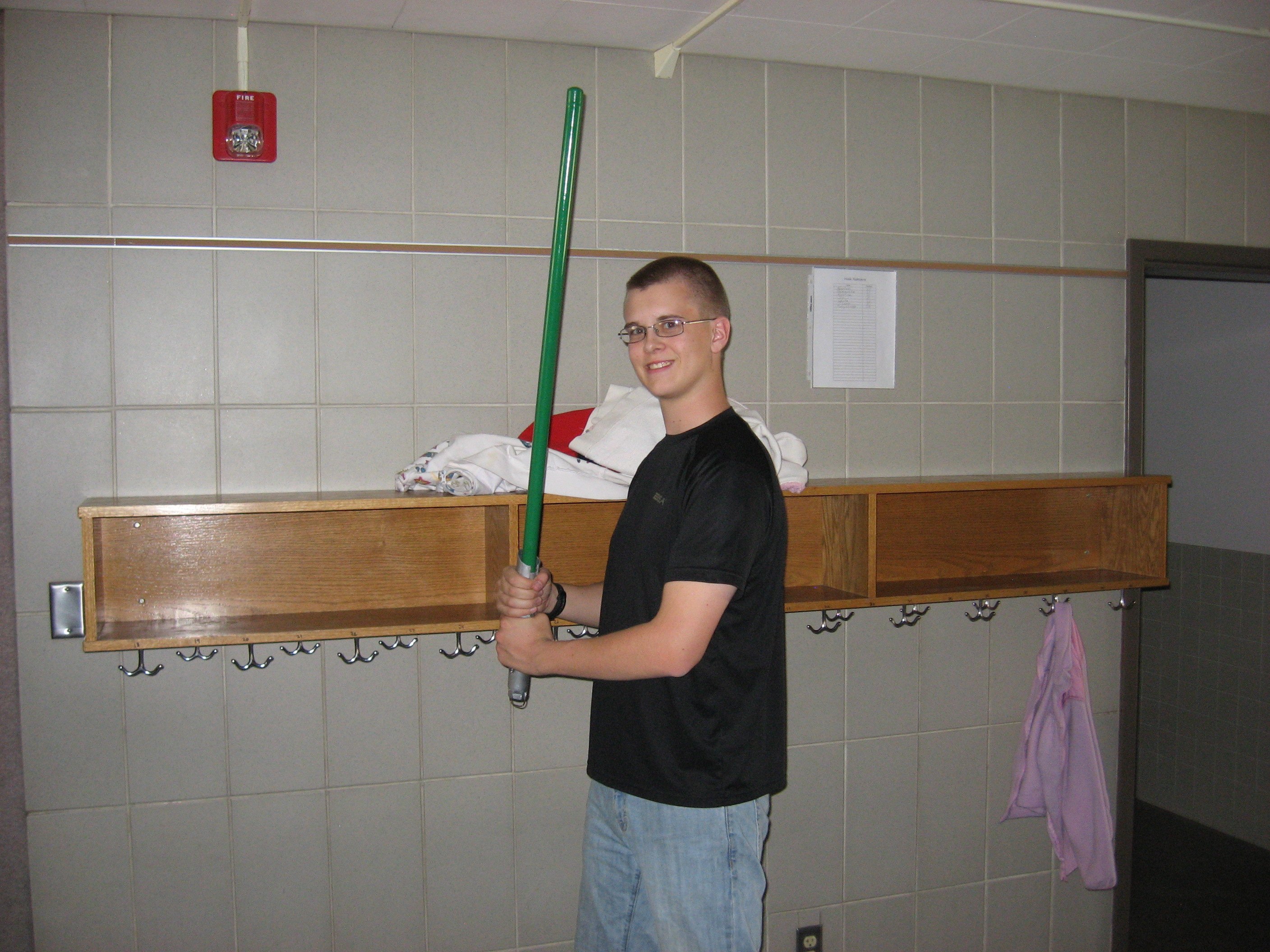 Picture of PVC Lightsaber With Metal Hilt