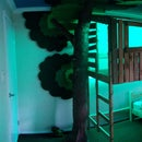 Tree House Bunk Bed