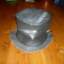 How to make a innertube top hat