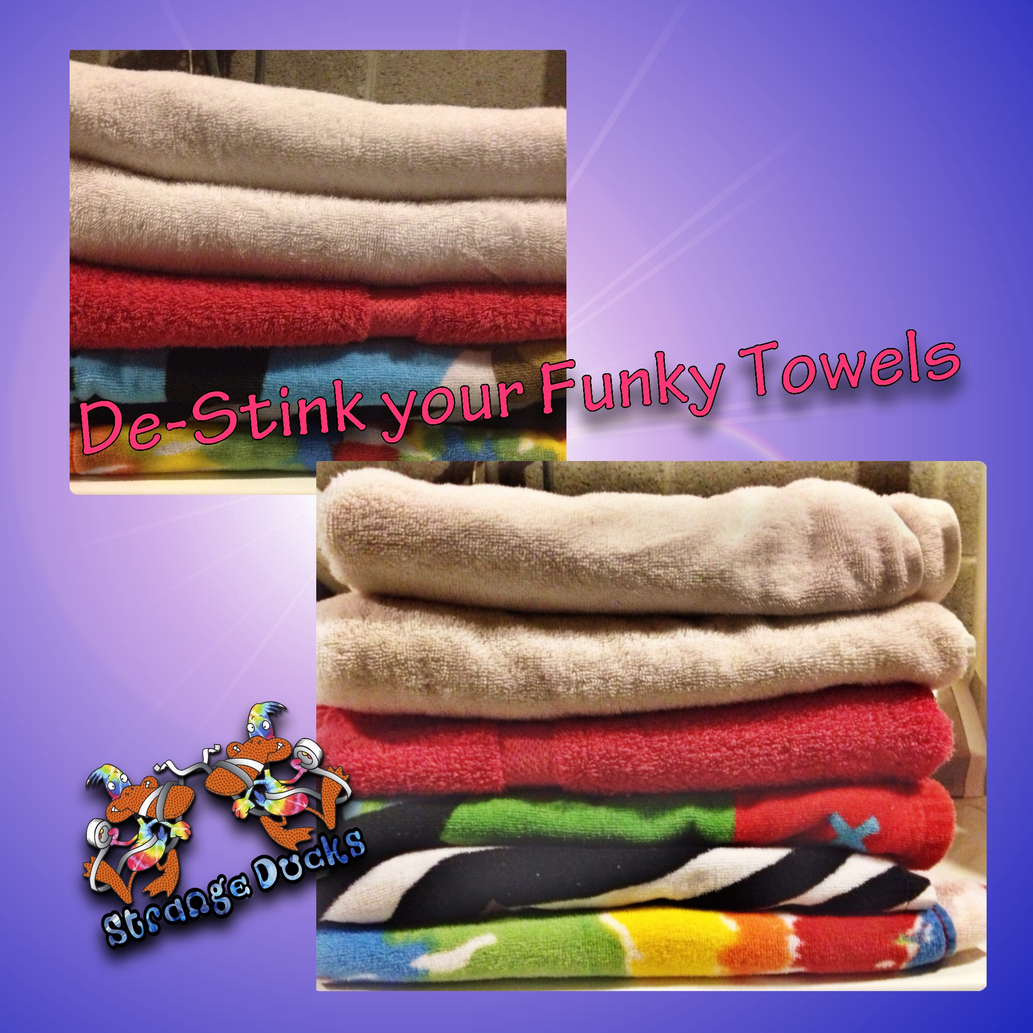 Picture of De-stink Funky Towels