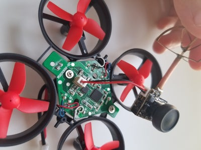 Connect the Camera to the Drone Board