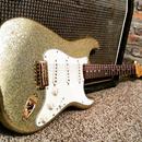 Gold Flake Finish a Guitar