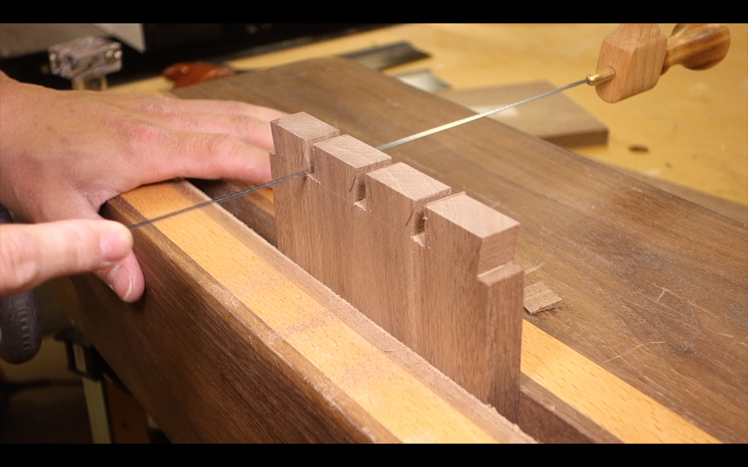 Picture of Box Construction.