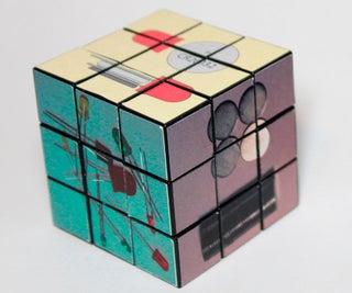 Rubik's Cube Throwie Instructions