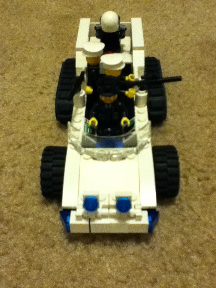 Picture of Lego Mobile Police HQ