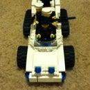Lego Mobile Police HQ