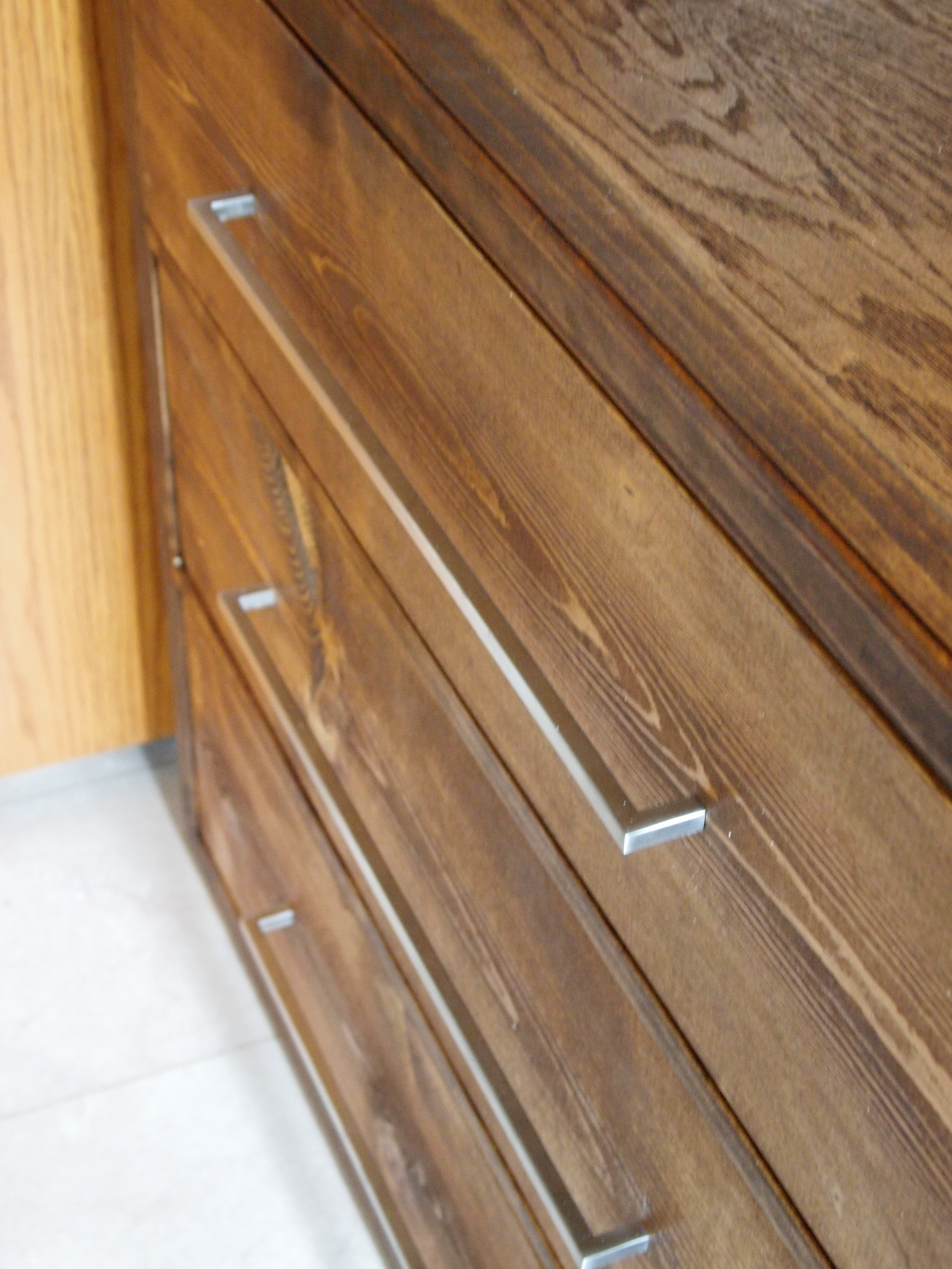 Picture of Staining, Hardware and Handles