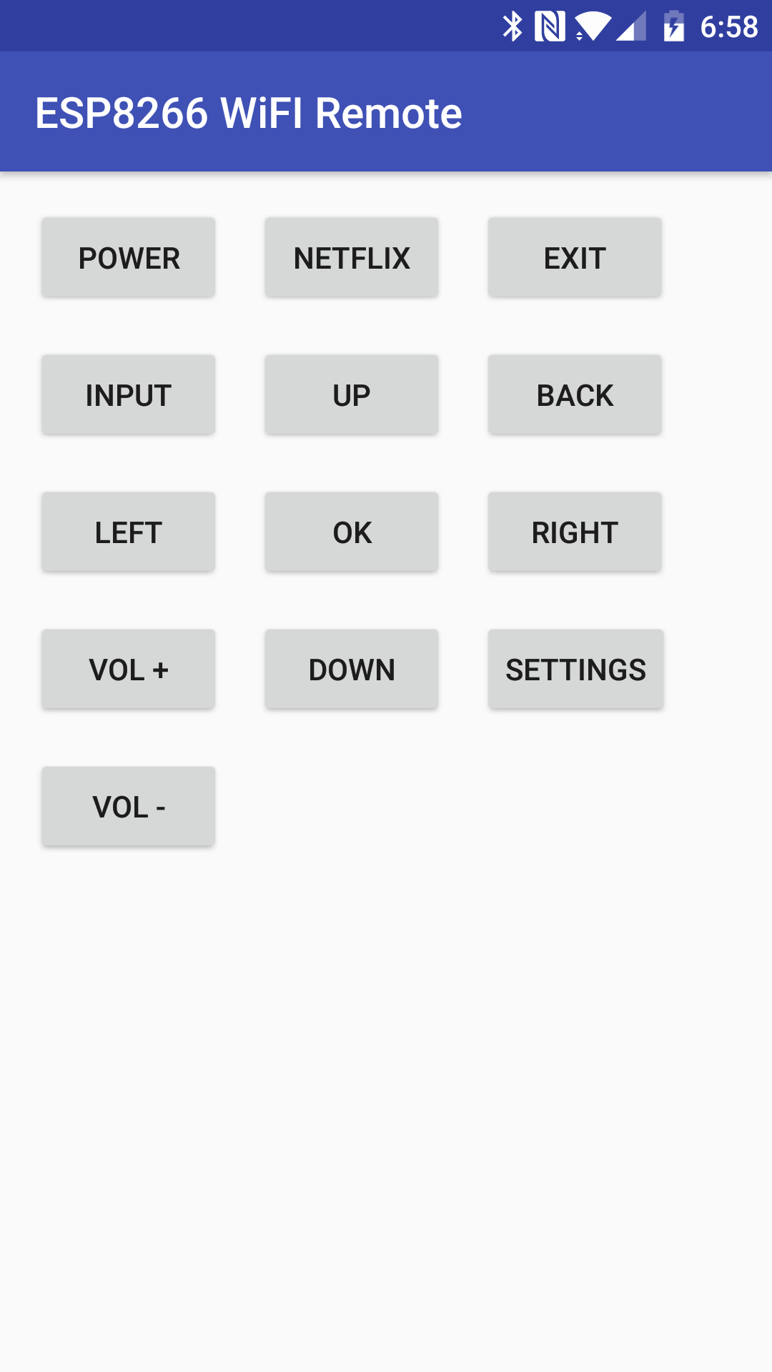 Picture of Control Any TV With ESP8266 and Android