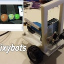 Pixybot Color Tracking Robots