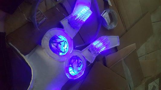 Adding Your LEDS!