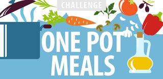 One Pot Meals Challenge