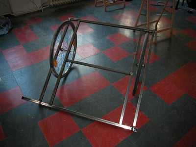 Front Frame Test Assembly