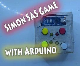Simon Says Game With Arduino