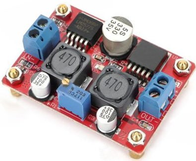 Picture of Multifunctional DIY DC to DC Converter Auto Step - Up Step - Down Boost Buck Solar Power Supply Module