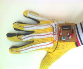 Hand Gesture controlled robot with Sound activated light system