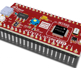 IoT Device for Serial to Ethernet by using TCP