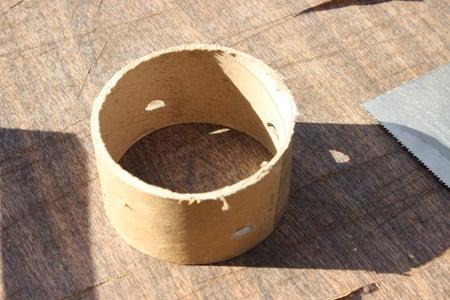 Cut Diglett Tube Base