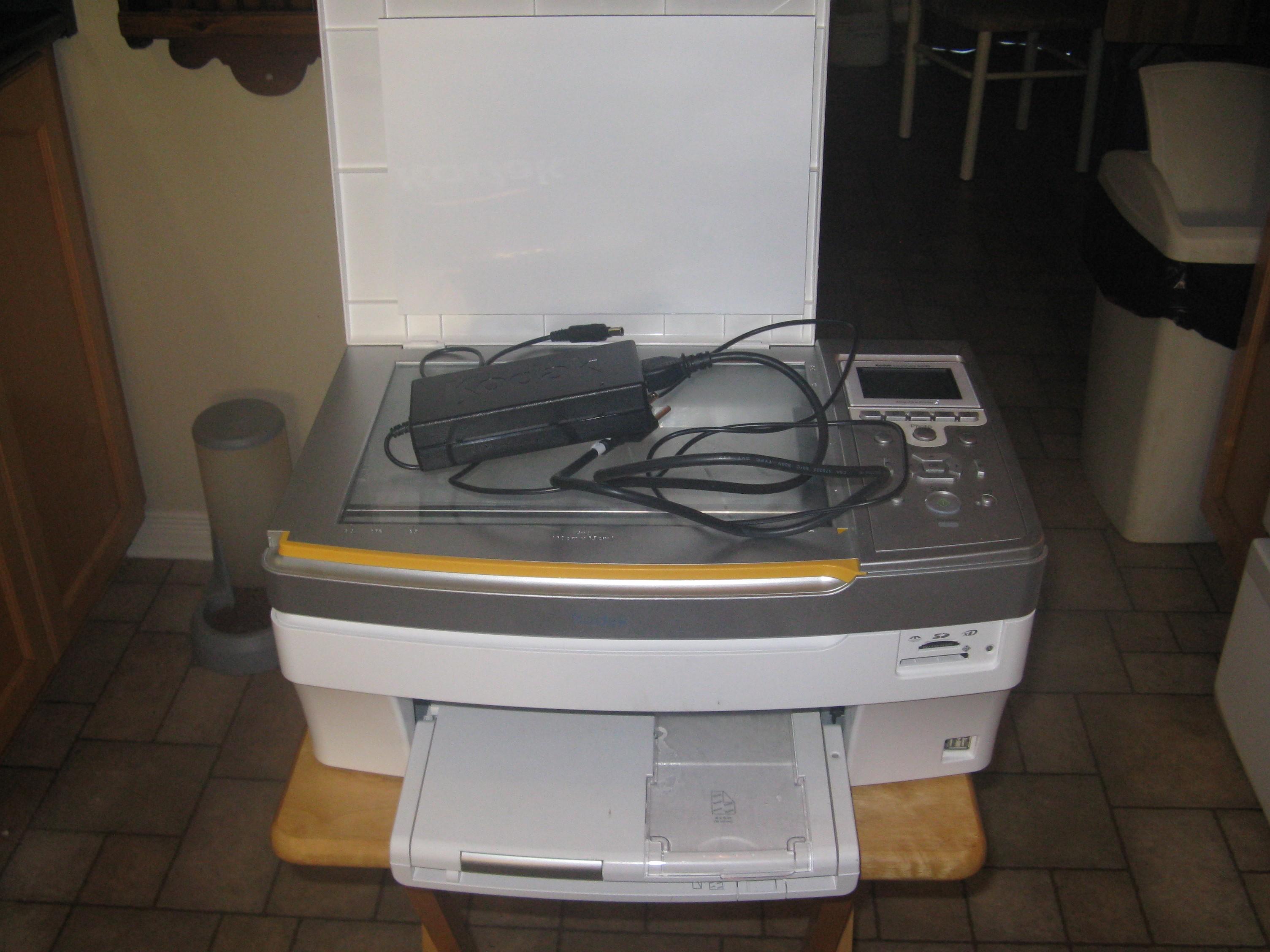 Picture of Kodak Scanner