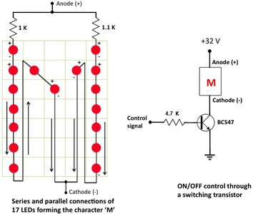 LED Math and Driver Circuit