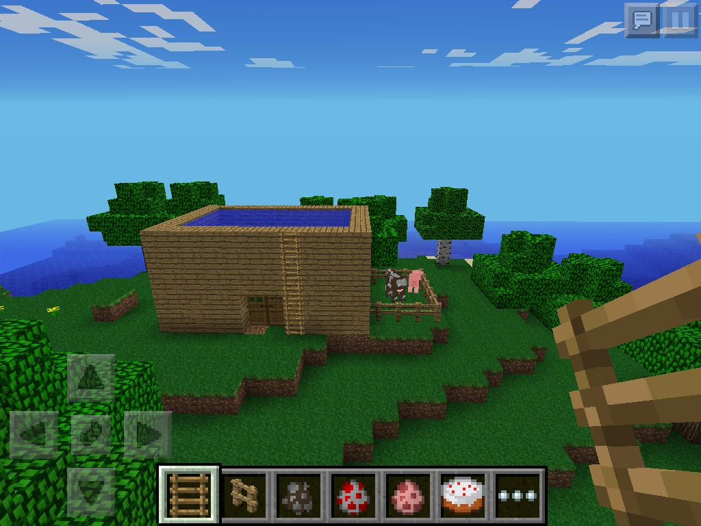 Picture of How to Make Minecraft Dream House