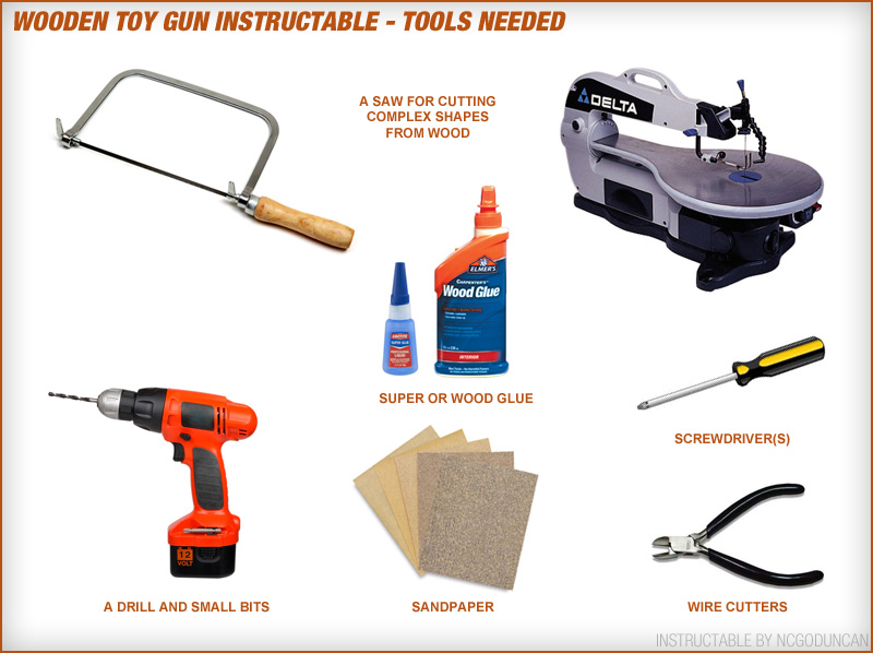 Picture of Tools You Will Need