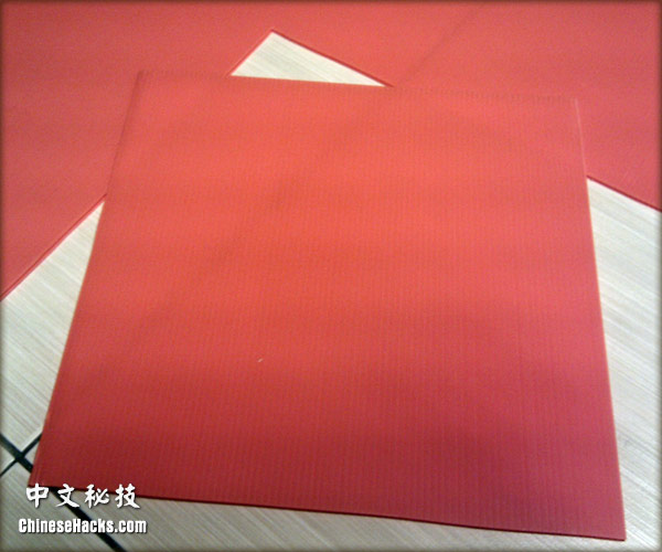 Picture of Affix the Corrugated Plastic Sheets