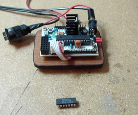 The 74HC164 Shift Register and your Arduino