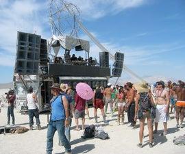 Foolproof Burning Man