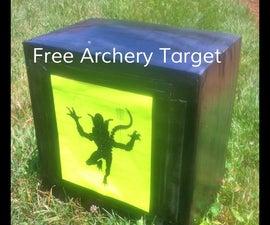 Free Archery Target