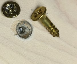 Make a Broken Screw Extractor