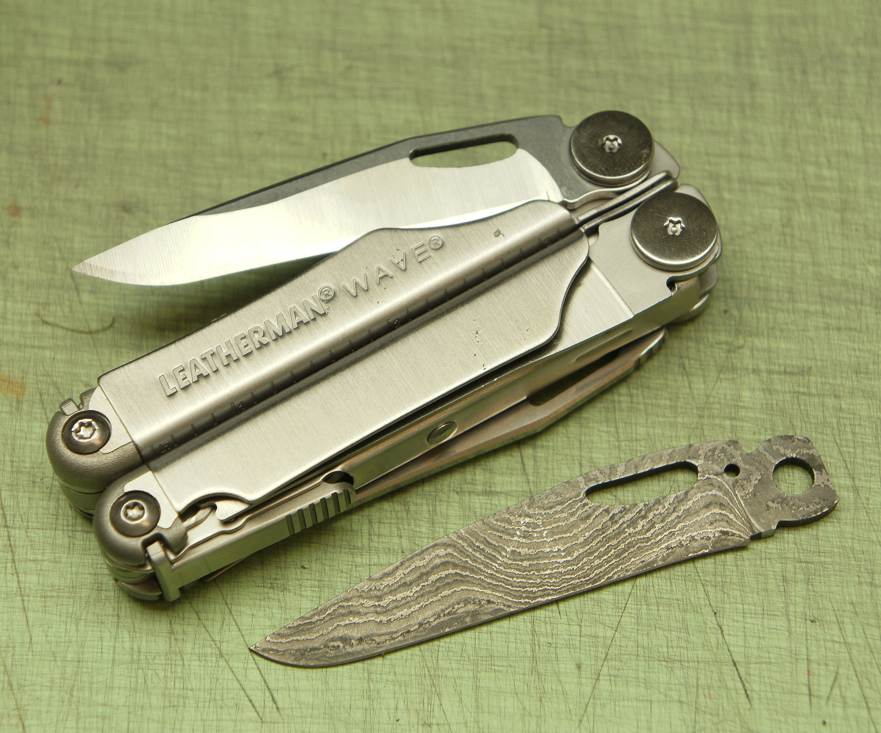Scissors New Leatherman Parts Mod Replacement Wingman