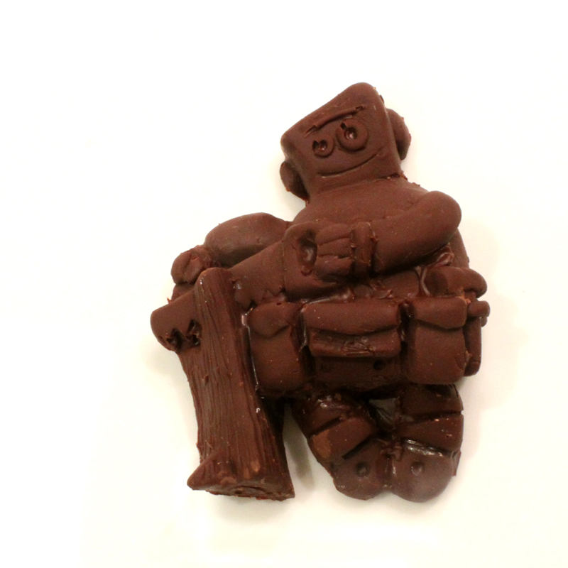 Picture of Chocolate Robot Recipe