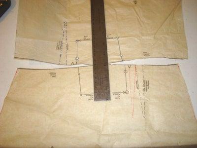 Altering the Cuff Pleats
