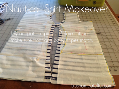 Get Your Pattern Pieces and Lay Them Out on the Fabric