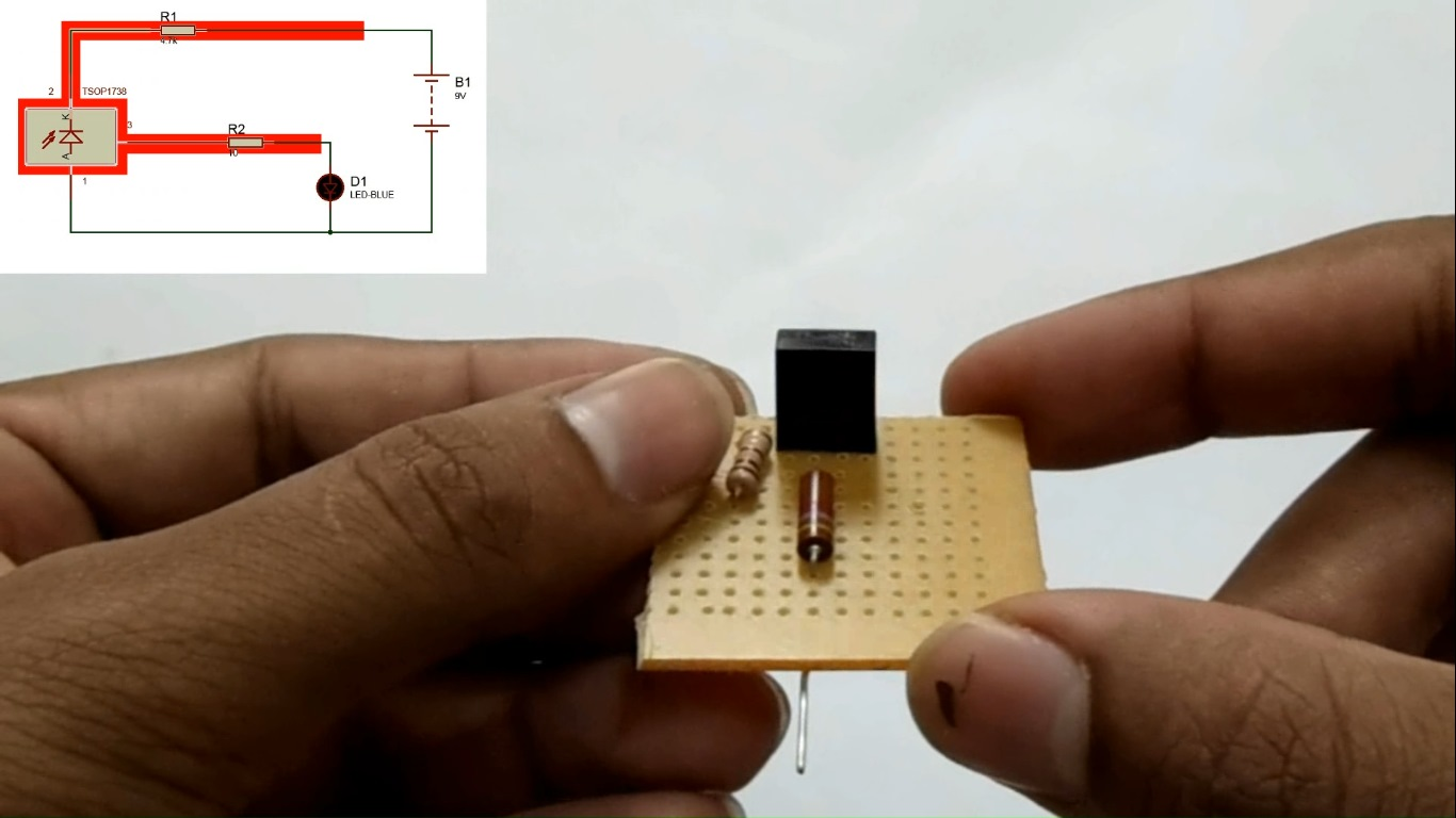 Picture of Circuit Construction