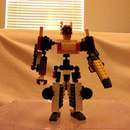 "Lego Transformer: ""I don't know what to call it. It's cool, so I just want to show you."""
