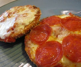 How to make Pizza Bagels!
