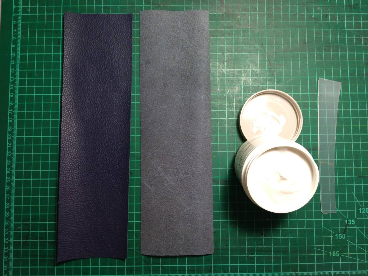 Picture of Prepare the Leather.
