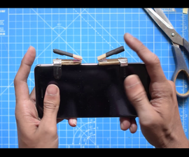 DIY PUBG Trigger Button