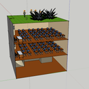 A NEW CONCEPT FOR COMPOSTING (Made thanks to Sketchup, Autodesk 123D and Autodesk Sketchbook)