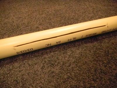 Build Pt. 4 - PVC