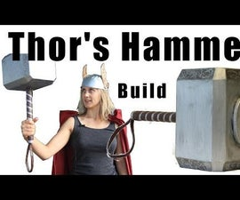 How to Make Thor's Hammer