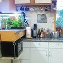 Hanging Microwave Shelf