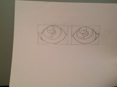 Adding the Eyelashes