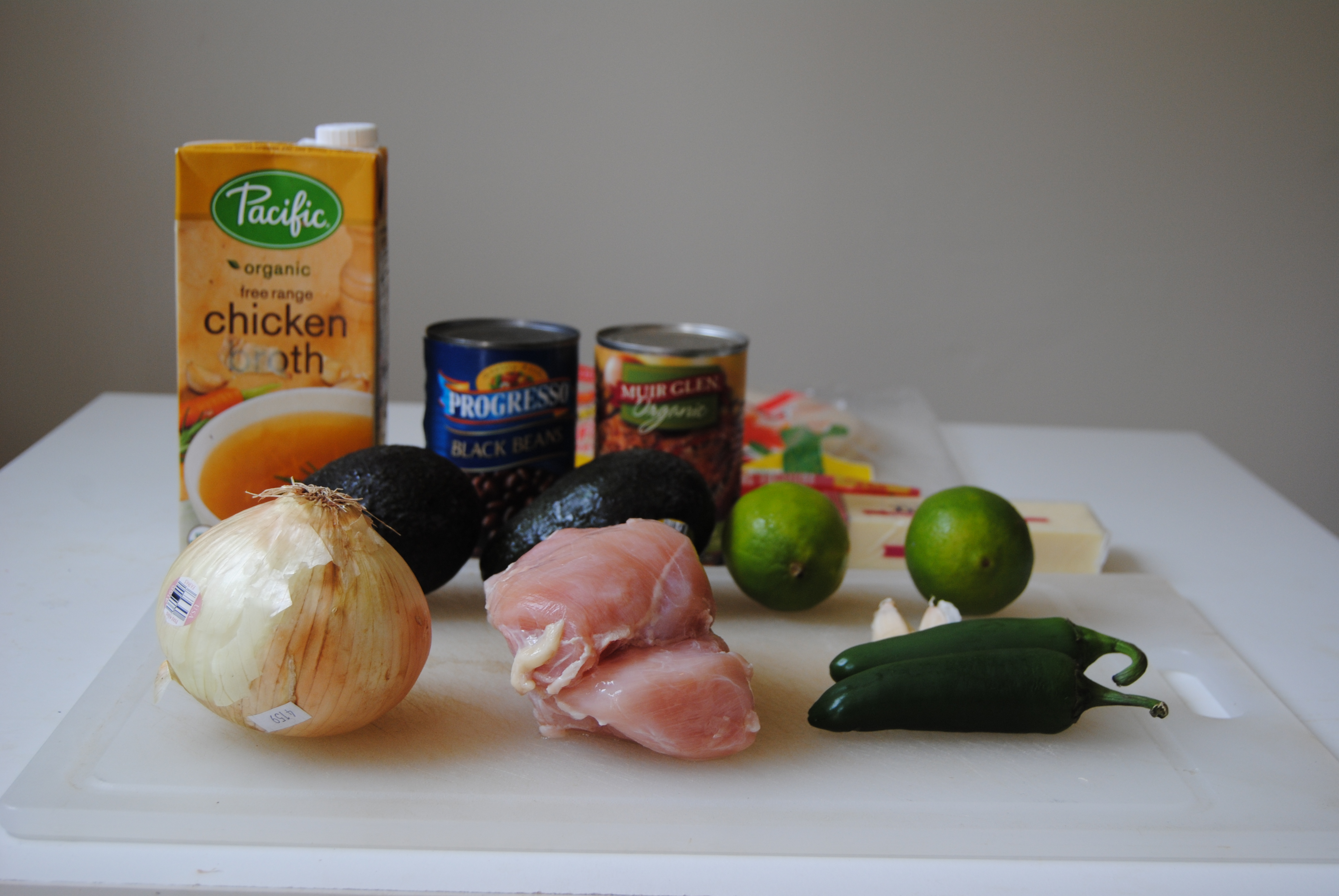 Picture of Souper Simple Chicken Tortilla Soup