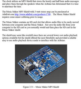 Components - Music Maker MP3 Shield