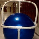 How to Make a PVC Ball Chair