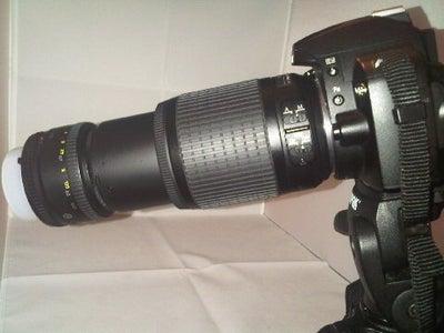 Setup the Camera.